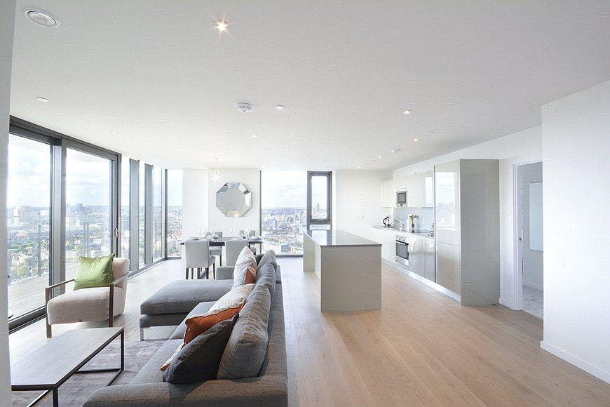 3 Bedrooms Flat for sale in St. Gabriel Walk, London, SE1