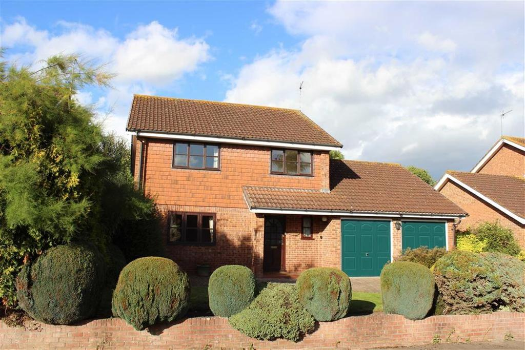 4 Bedrooms Detached House for sale in Highfield Road, Monmouth