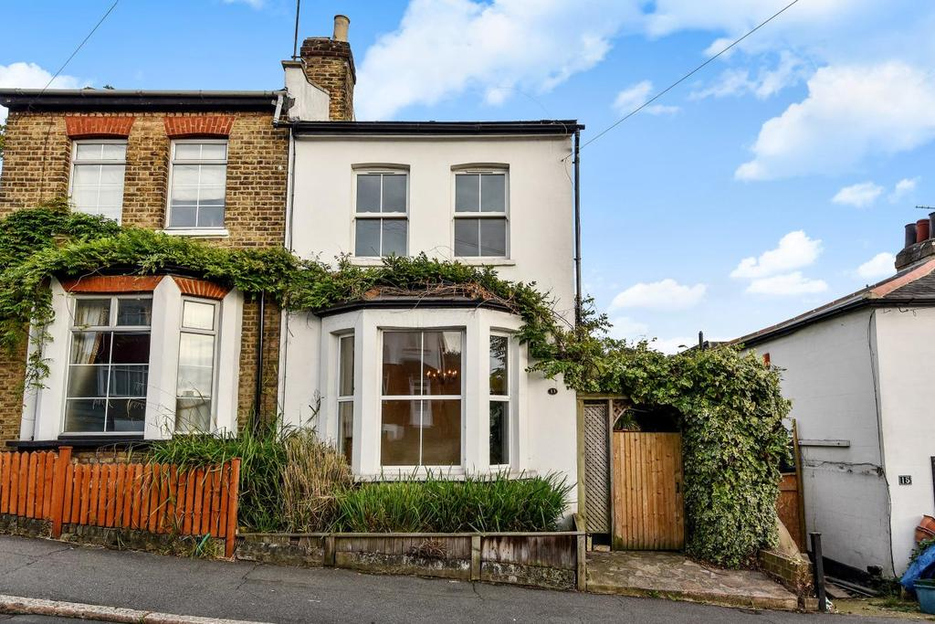 2 Bedrooms Semi Detached House for sale in Spa Hill, Crystal Palace