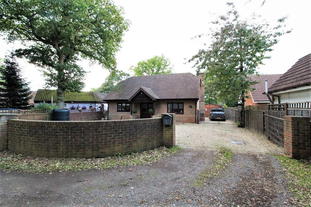 3 Bedrooms Detached Bungalow for sale in Beechwood Drive, Culverstone DA13