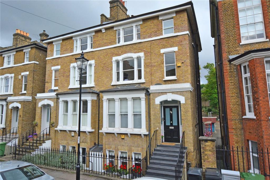 2 Bedrooms Maisonette Flat for sale in Wemyss Road, Blackheath, London, SE3
