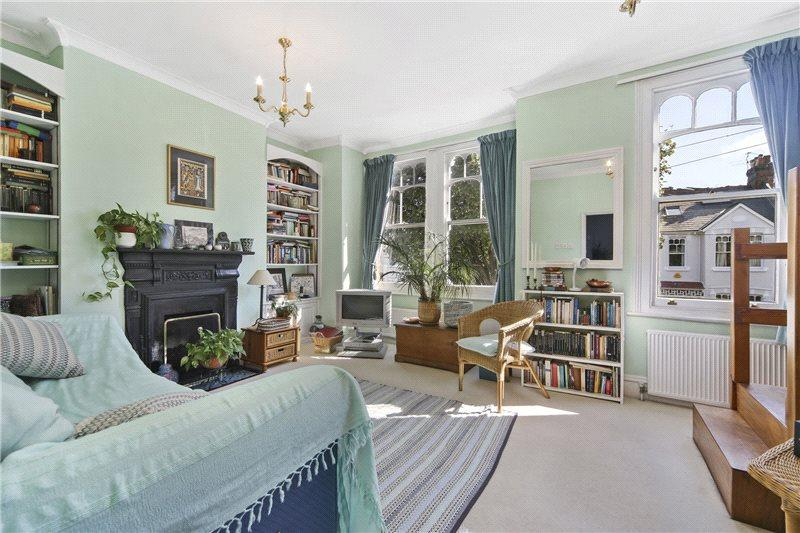 3 Bedrooms Maisonette Flat for sale in Adelaide Grove, London, W12