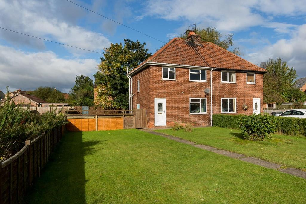 3 Bedrooms House for sale in Curson Terrace, Cliffe, Selby