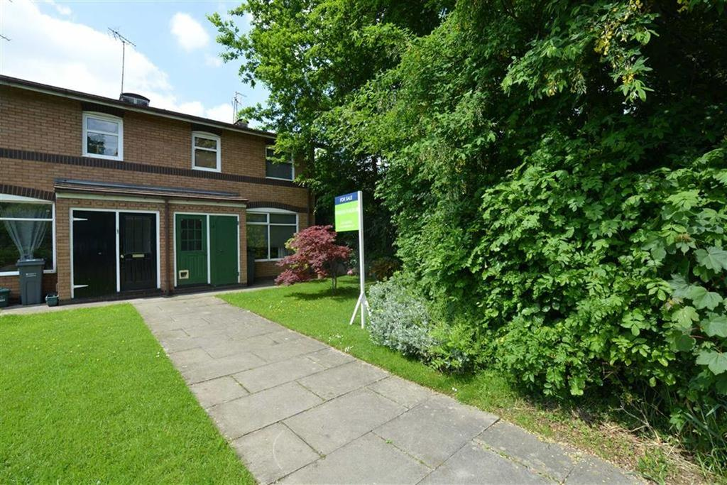 2 Bedrooms Terraced House for sale in Ryebank Mews, CHORLTON CUM HARDY, Manchester