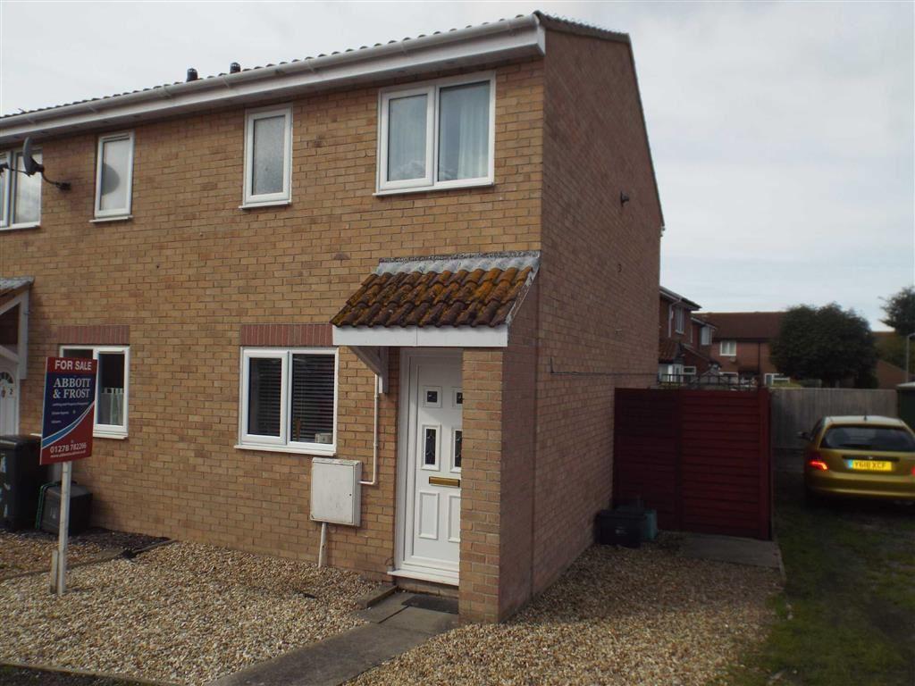 2 Bedrooms Semi Detached House for sale in Dewar Close, Burnham On Sea