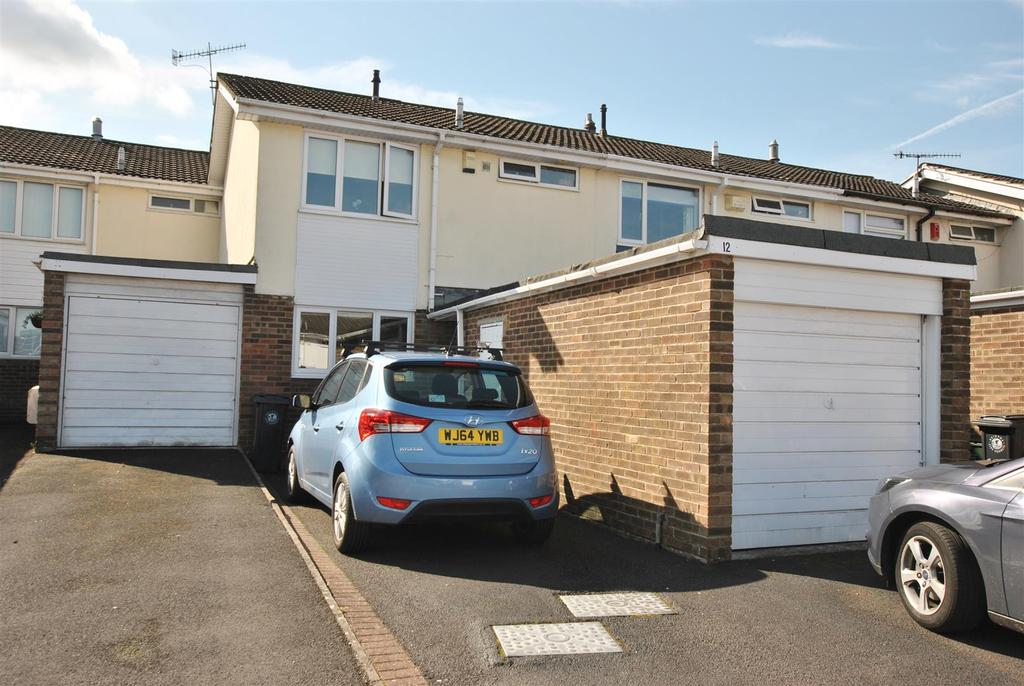 3 Bedrooms Terraced House for sale in Woodmarsh Close, Whitchurch