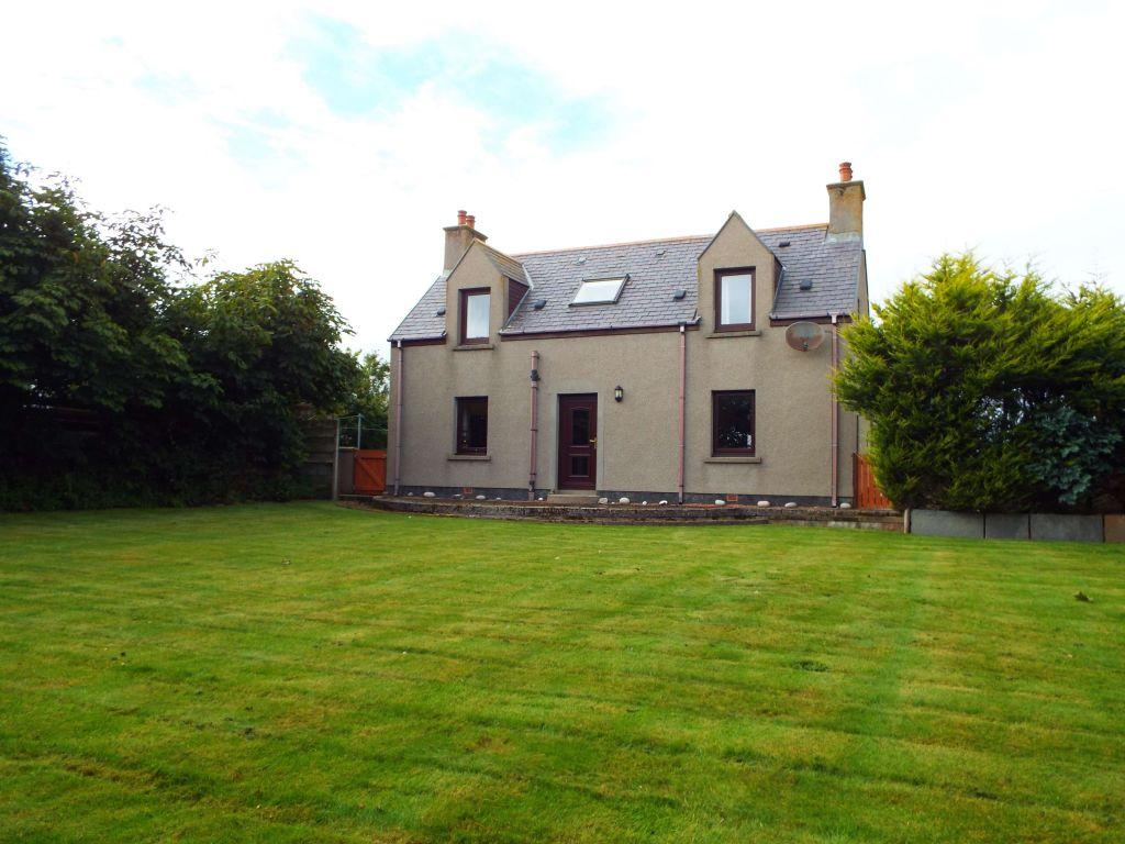 3 Bedrooms Detached House for sale in Windyneuk, 2 Braal Holdings, Halkirk