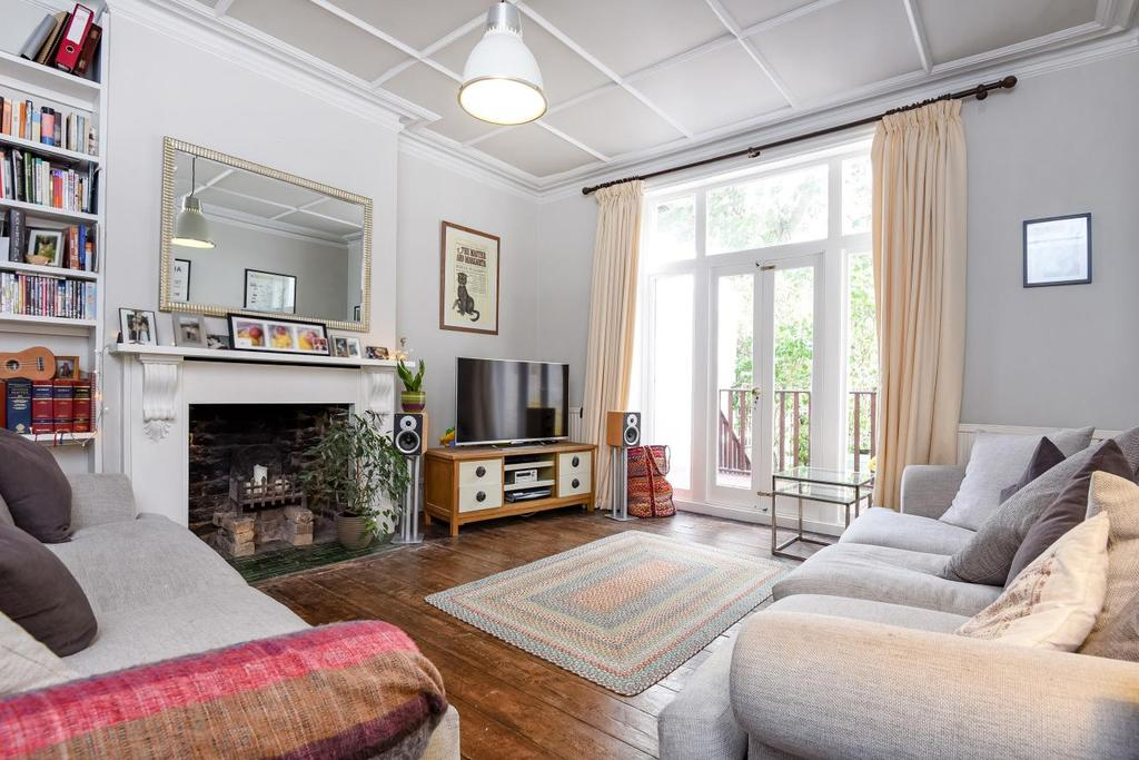 3 Bedrooms Flat for sale in Palace Road, Tulse Hill