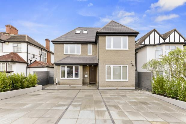 7 Bedrooms Detached House for sale in Princes Park Avenue, Golders Green, London, NW11