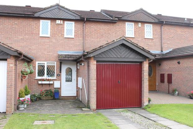 2 Bedrooms Terraced House for sale in Mees Close, Luton, LU3