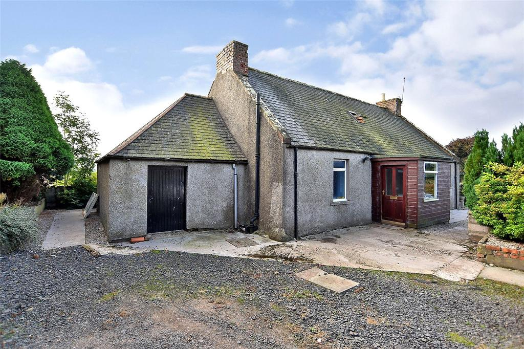 3 Bedrooms Detached House for sale in 3 Pitnamoon Cottages, Laurencekirk, Aberdeenshire, AB30