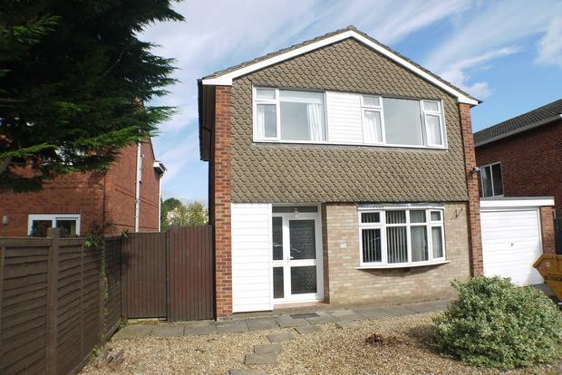 4 Bedrooms Detached House for sale in Elm Drive, Market Harborough, LE16
