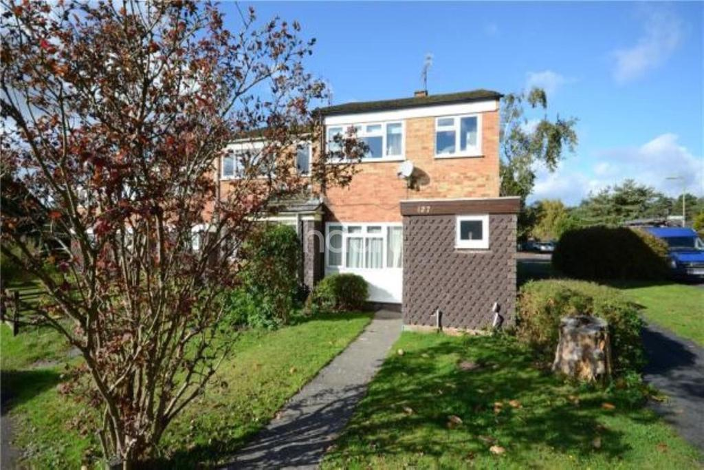 3 Bedrooms End Of Terrace House for sale in Pinewood Park, Farnborough