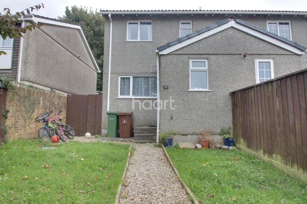 3 Bedrooms Semi Detached House for sale in Thirlmere Gardens, Derriford