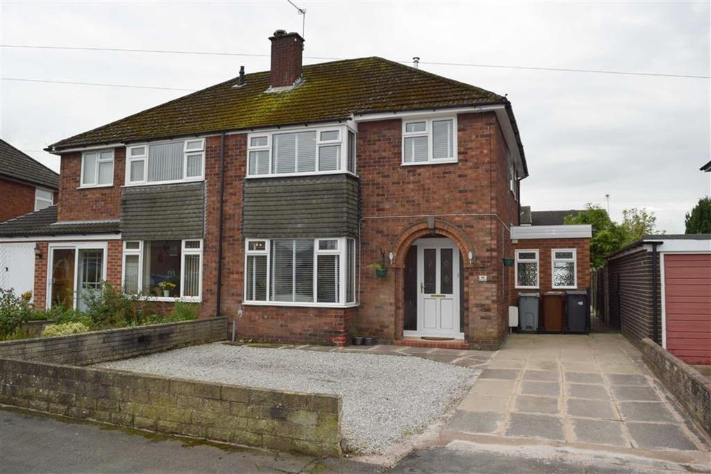 3 Bedrooms Semi Detached House for sale in Rolt Crescent