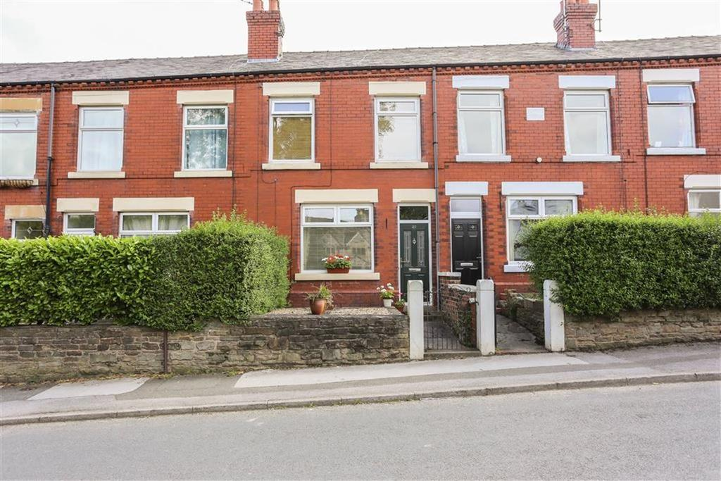 2 Bedrooms Terraced House for sale in Upper Hibbert Lane, Marple, Cheshire