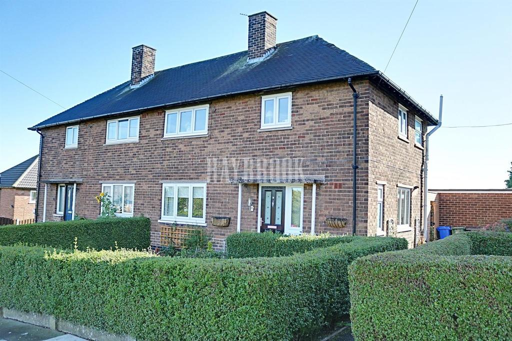 3 Bedrooms Semi Detached House for sale in Carr Forge Lane, Hackenthorpe
