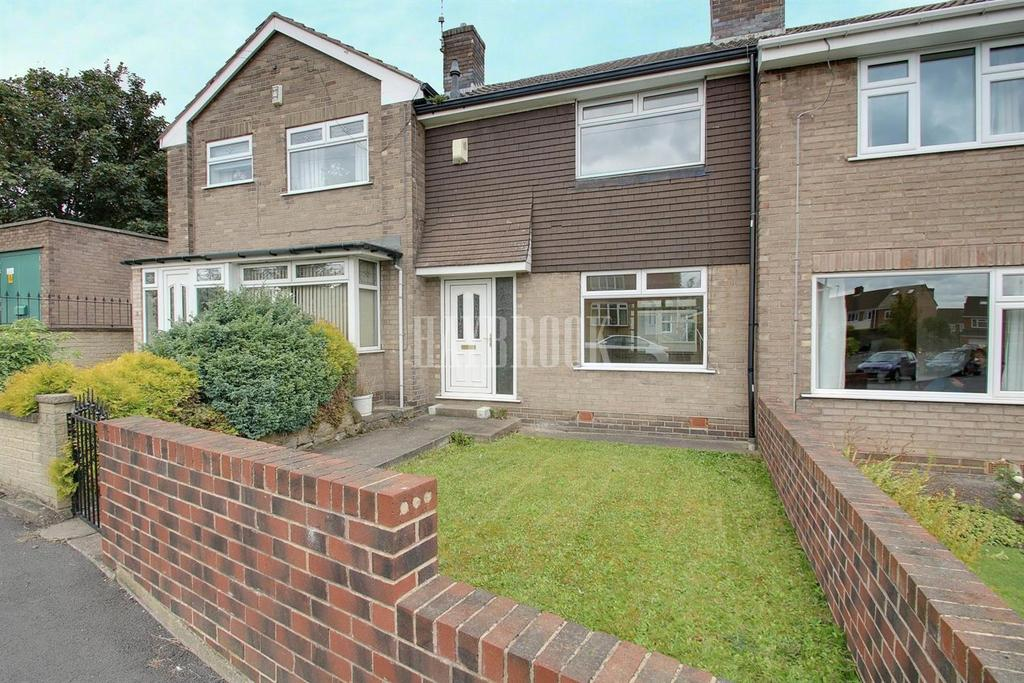 2 Bedrooms Terraced House for sale in Beaver Avenue, Woodhouse