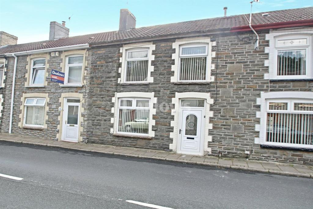 3 Bedrooms Terraced House for sale in Trehafod Road, trehafod