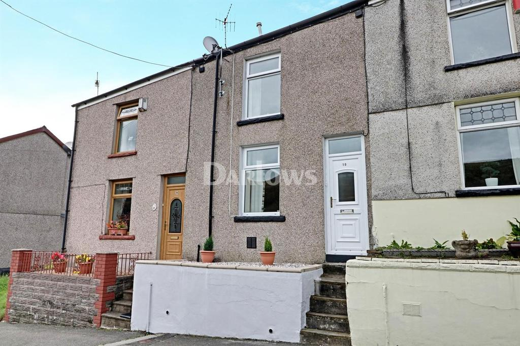 2 Bedrooms Terraced House for sale in Gwernllwyn Terrace, Tylorstown