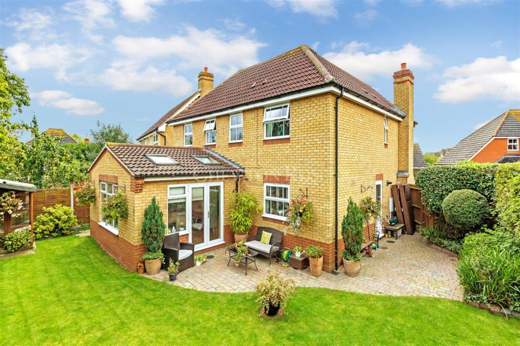 4 Bedrooms Detached House for sale in Marston Moretaine
