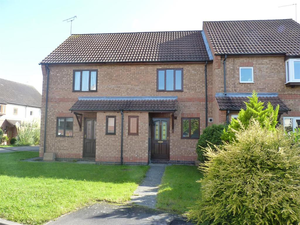 2 Bedrooms Town House for sale in Woburn Close, Market Harborough