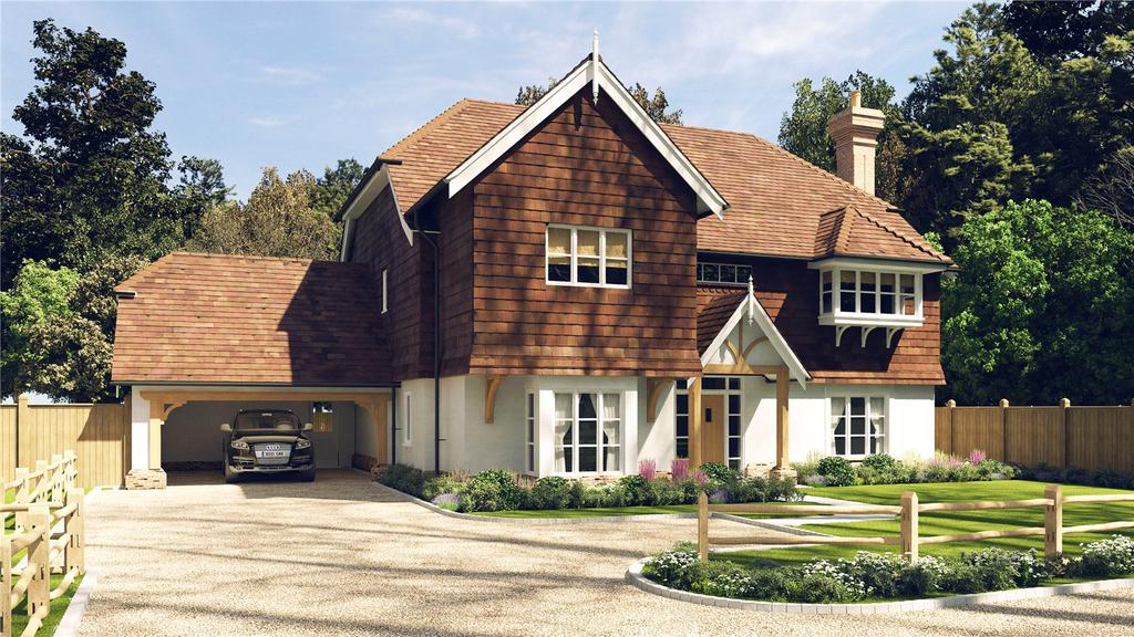 5 Bedrooms Detached House for sale in Wadhurst Place, Mayfield Lane, Wadhurst, East Sussex, TN5