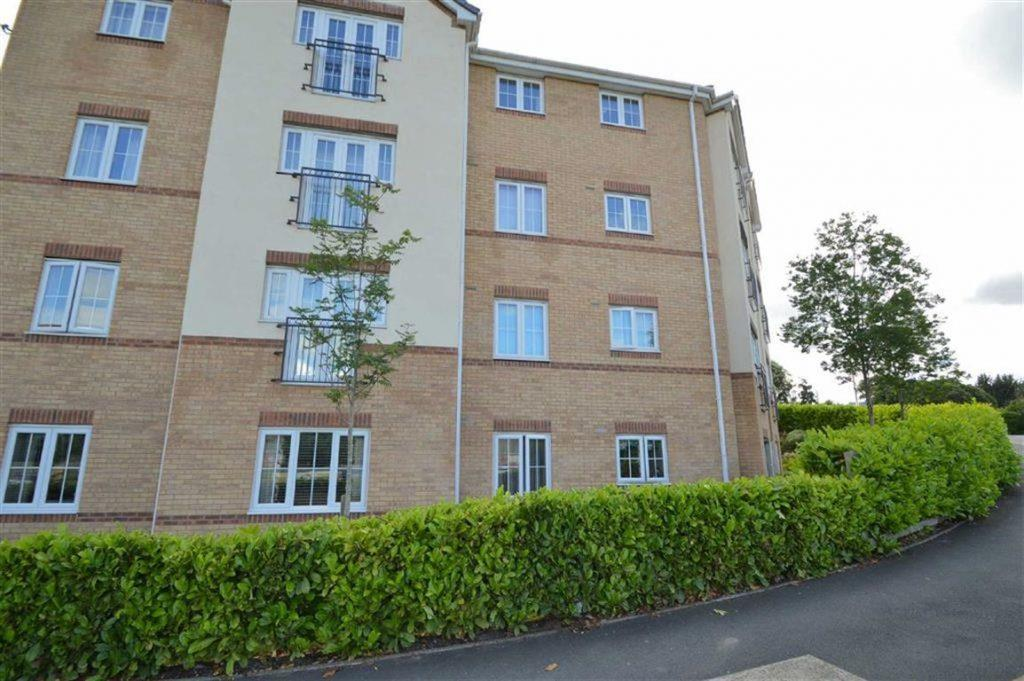 2 Bedrooms Apartment Flat for sale in 9 Greenfields Gardens, Shrewsbury, SY1 2RN