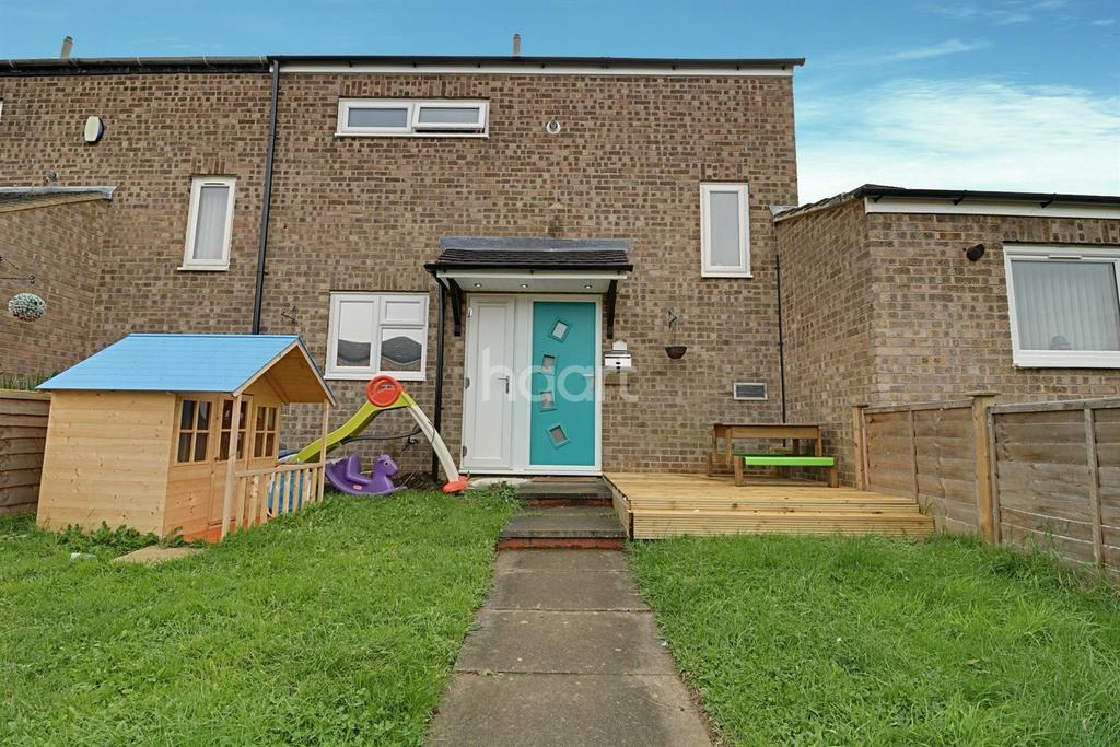 3 Bedrooms Terraced House for sale in Redruth Close, Northampton