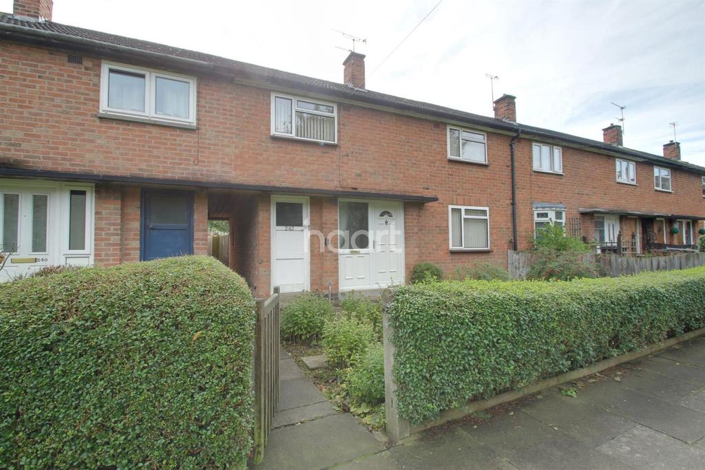 3 Bedrooms Terraced House for sale in Braunstone Avenue, Leicester