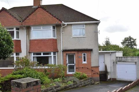 3 bedroom semi-detached house for sale - Glan Yr Afon Gardens, Sketty