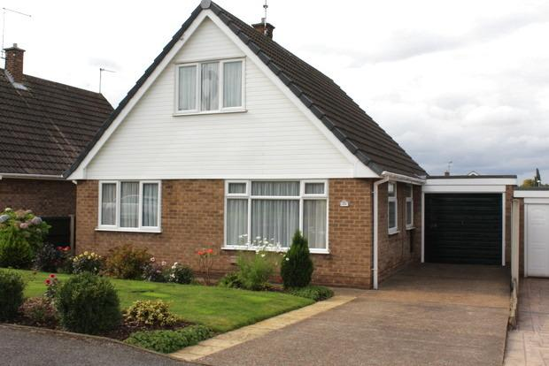 3 Bedrooms Detached House for sale in Nethercross Drive, Warsop, Mansfield, NG20