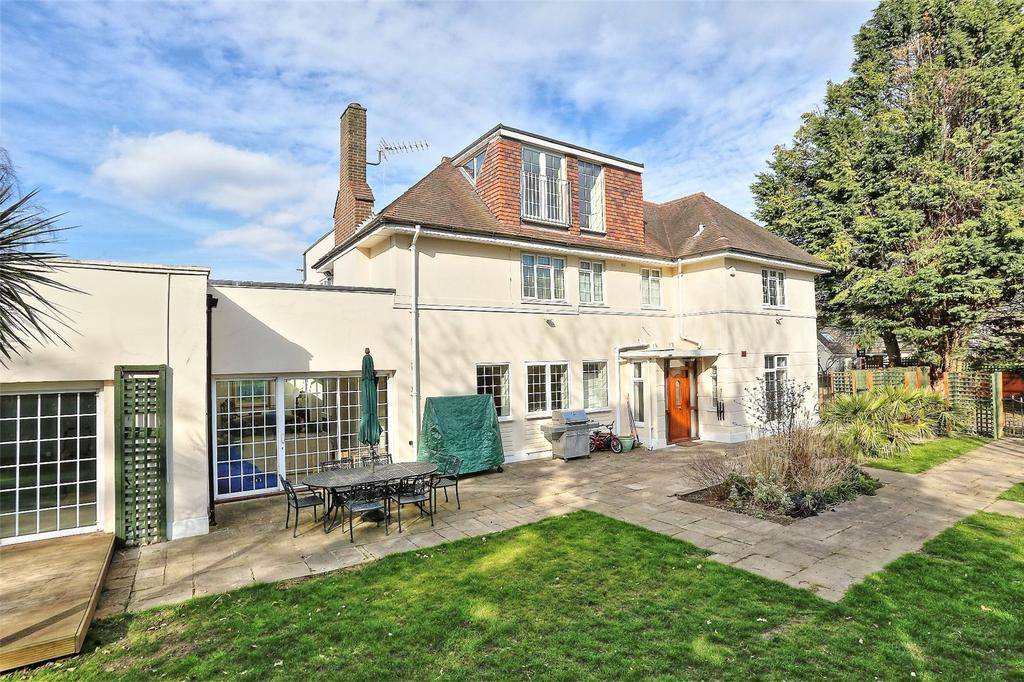 5 Bedrooms Detached House for sale in West Temple Sheen, London, SW14