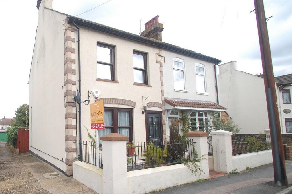 2 Bedrooms Semi Detached House for sale in Henry Street, Rainham, Gillingham, Kent