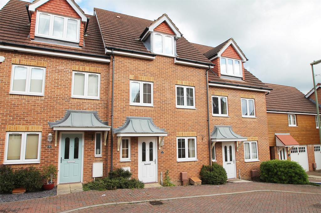 3 Bedrooms Town House for sale in Jerome Street, Whiteley, Fareham, Hampshire