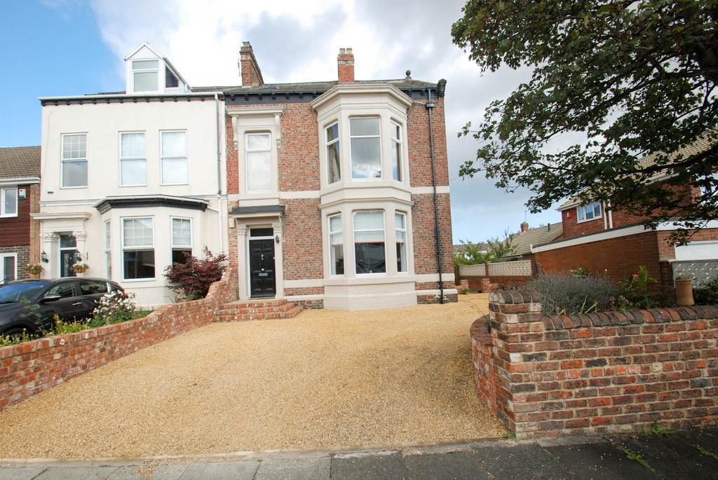 5 Bedrooms Terraced House for sale in Cauldwell Villas, South Shields