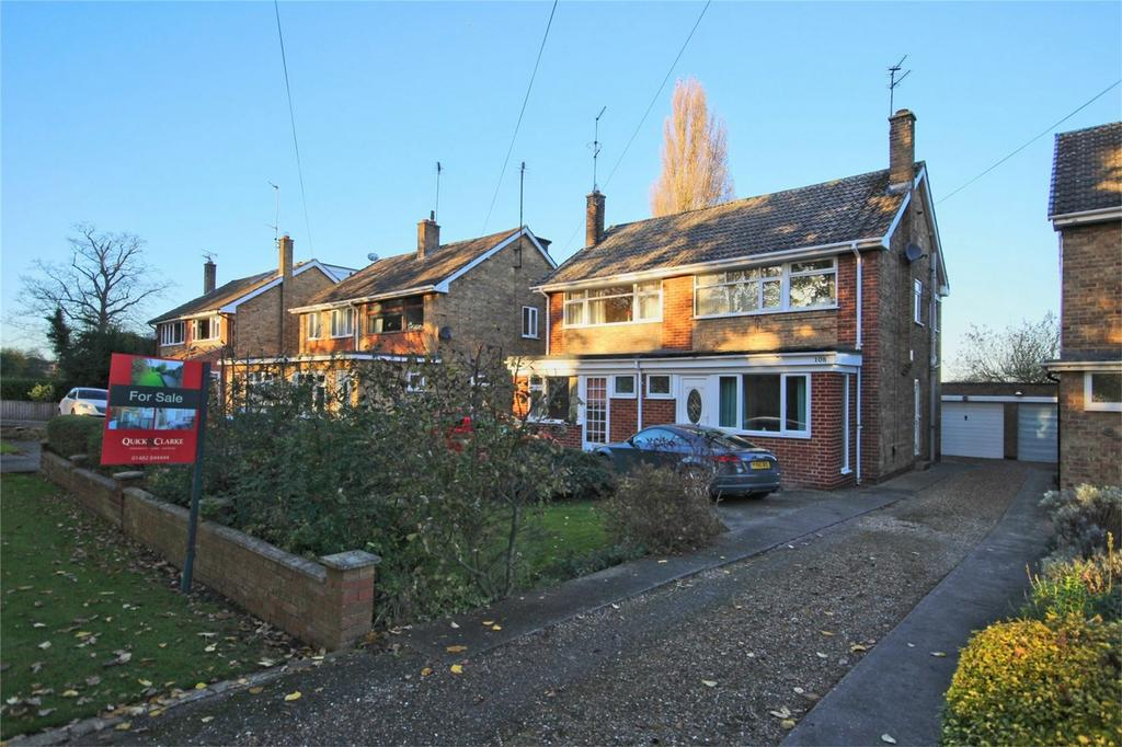 3 Bedrooms Semi Detached House for sale in Park Lane, Cottingham, East Riding of Yorkshire