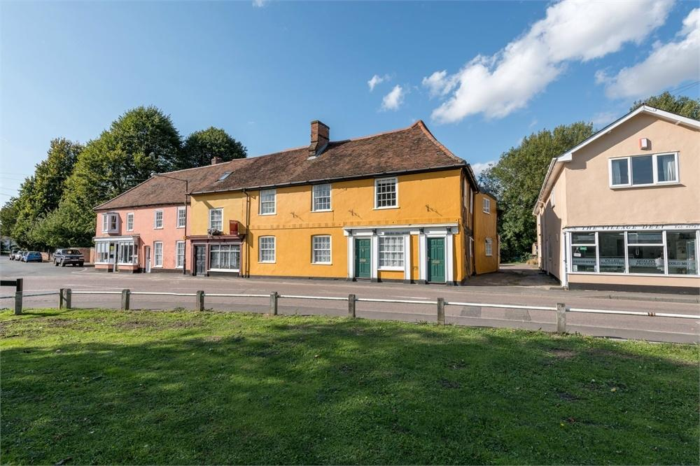 2 Bedrooms Flat for sale in The Old Toll House, Bridge Street, BURES, Essex