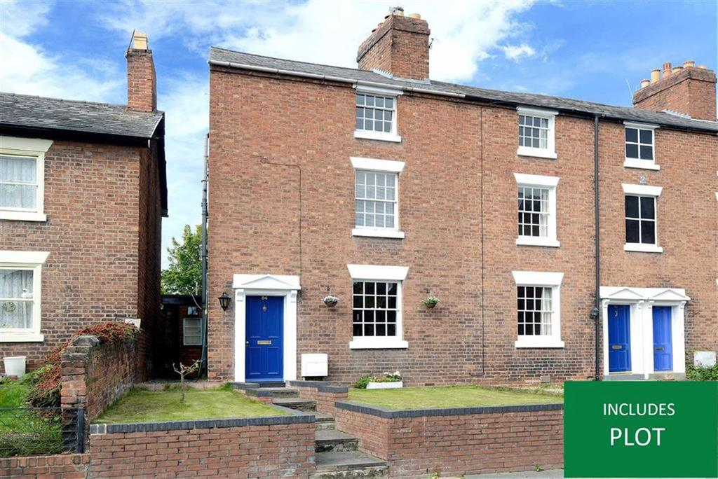3 Bedrooms End Of Terrace House for sale in Belle Vue Road, Belle Vue, Shrewsbury, Shropshire