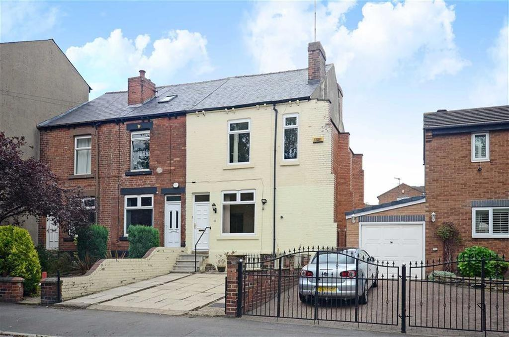 3 Bedrooms End Of Terrace House for sale in 23, Carrfield Road, Meersbrook, Sheffield, S8