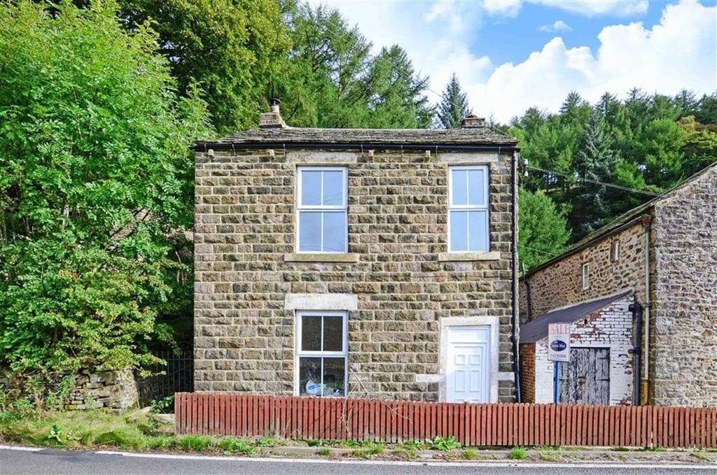 4 Bedrooms Cottage House for sale in Snake Pass Inn Cottage, Snake Road, Nr Bamford, Hope Valley, Derbyshire, S33