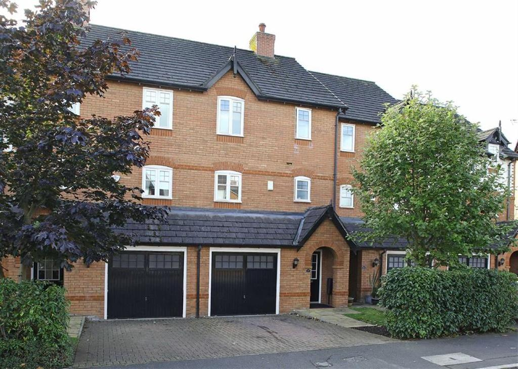 4 Bedrooms Town House for sale in Hastings Road, Nantwich, Cheshire