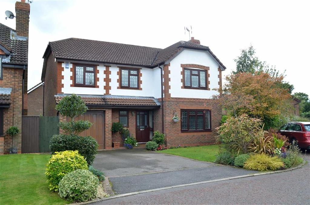5 Bedrooms Detached House for sale in Cambrian Close, Little Sutton, CH66