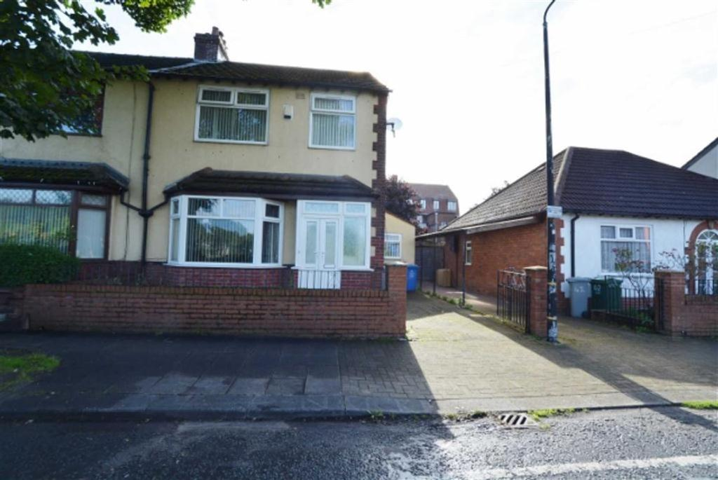 3 Bedrooms Semi Detached House for sale in Burleigh Road, STRETFORD