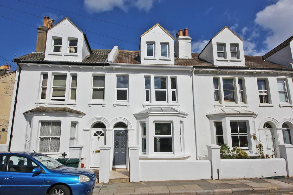 3 Bedrooms Terraced House for sale in Stanley Road, Brighton BN1