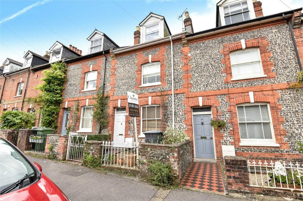 3 Bedrooms Terraced House for sale in Fulflood, Winchester, Hampshire