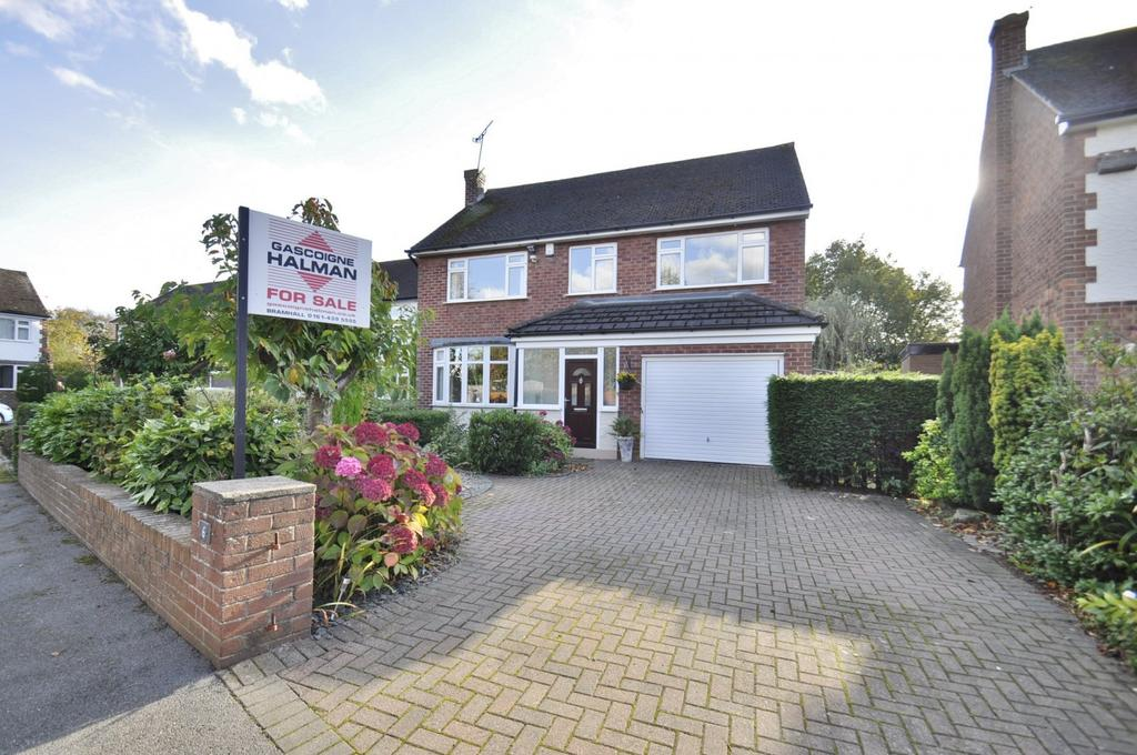 6 Bedrooms Detached House for sale in Lostock Ave, Hazel Grove