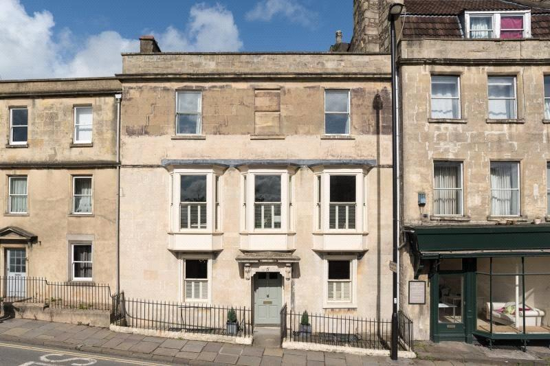 5 Bedrooms Terraced House for sale in Lansdown Road, Bath, BA1