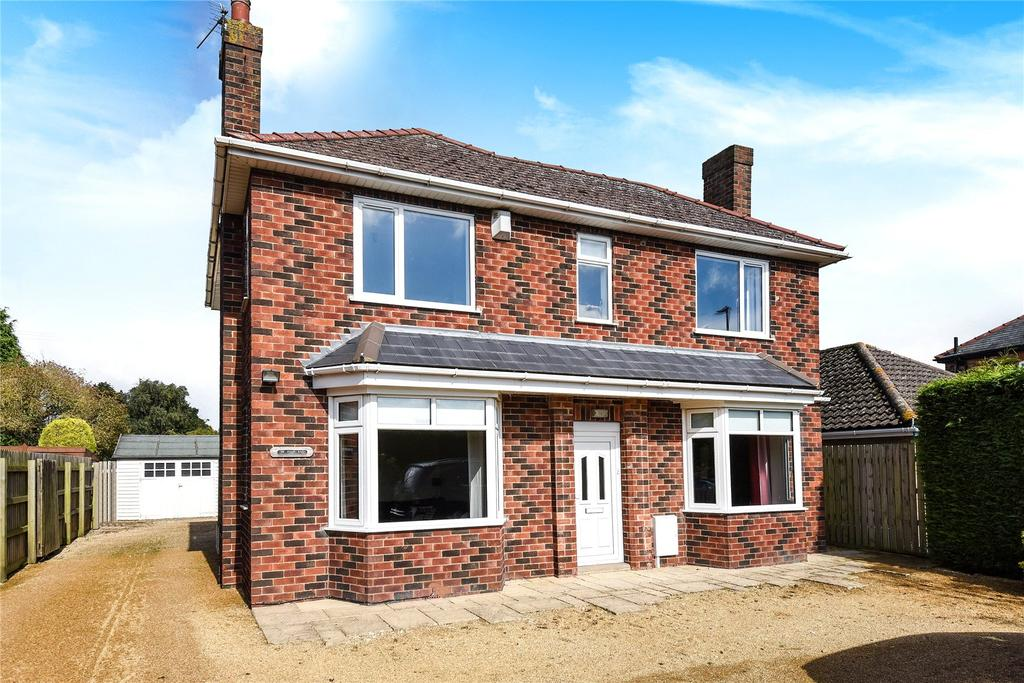 4 Bedrooms Detached House for sale in Eastwood Road, Boston, PE21
