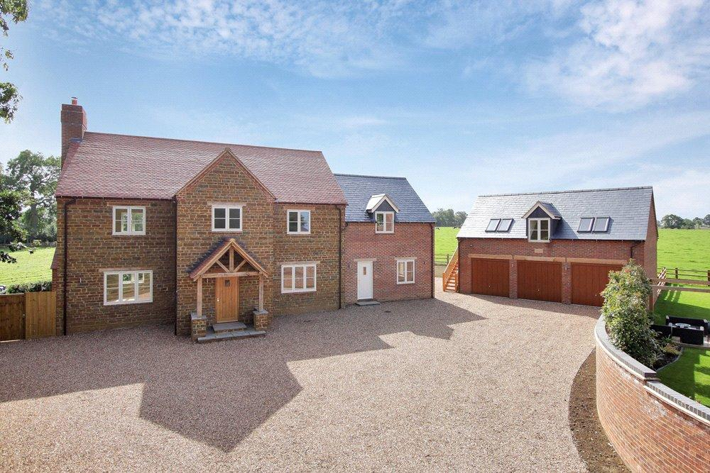 4 Bedrooms Detached House for sale in Welford, Northampton, Northamptonshire